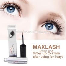 MAXLASH Natural Eyelash Growth Serum (Synthetic Hair Material decorative false eyelashes )