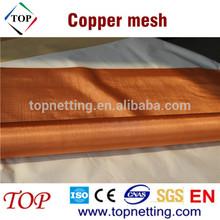 EMI/RFI Shielded electrical conductive copper mesh