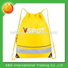Mono tech cheap promotionan polyester drawstring bag