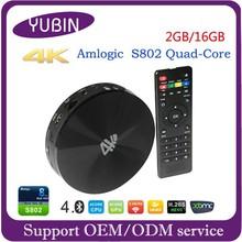 Digital tv converter set top box/ IPTV internet media player