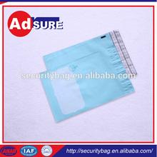 self adhesive plastic bags/ldpe plastic shopping bag/printing on plastic bag