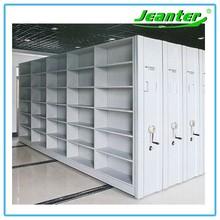 Office Room Document Storage / Steel Mobile Shelf