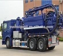 6 X 4 de sucção de esgoto tanque de vácuo caminhão preço
