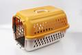 plástico companhia pet gaiola de metal gato canil