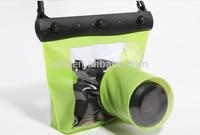 Water proof bag for DSLR (digital single lens reflex) PVC+ ABS material