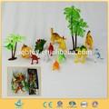 oem de fábrica de plástico de china fabricante de juguetes de los animales