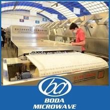 Microwave Clove/Lotus Leaf Dryer and Sterilizing Machine
