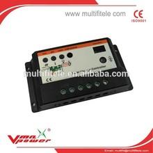 Multifit Good quanlity PWM 12v 10A solar Controller