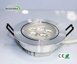 High brightness led ceiling lights 3W 5W 7W 9W 12W AC85-265V cristal light