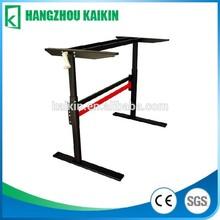height adjustable steel frame