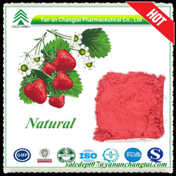 Hot sale high quality natural Food grade Fruit extract strawberry