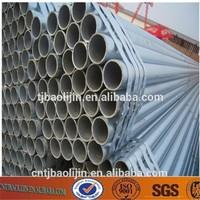 schedule 40 Galvanized Steel Tube for Irrigation