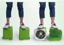 haoqiang newest 360 hand press magic mop assemble microfiber flat mop 360
