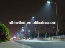2015 al lin one solar street light, integrated solar street lights with high lumen&PIR sensor