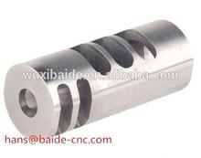 Custom hybrid titanium compensator