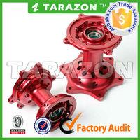 Tarazon Brand Top quality CNC Aluminum Wheel Hubs for MX bike