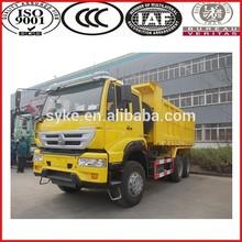 China best brand SINOTRUK 20-30 ton dump truck much better and cheaper than japan hino used dump truck