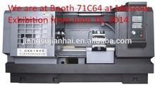 CQK61100 HHT Brand Huge Diameter CNC Horizontal Lathe Machine With CE