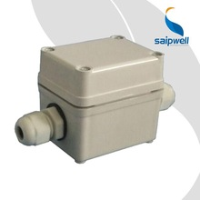 SAIP/SAIPWELL Quick Offer Switch Box 50*65*55mm wall mount Weatherproof ip67 plastic enclosure