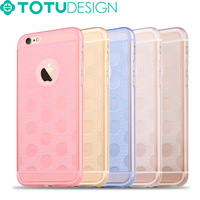 2015 New Arrival Wholesale Promotional TOTU TPU Cheap Mobile Phone Case For iPhone 6