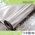 papel de aluminio de aislamiento