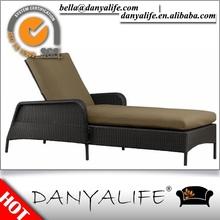 DYLG-D1123 Danyalife Deluxe Backyard Synthesis Rattan Sun Lounge