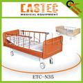 3 función eléctrica cama de cuidados en el hogar de equipos médicos