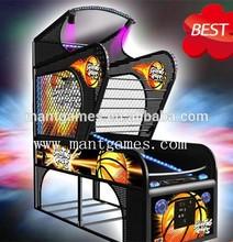 International standard basketbal game machine arcade game for sale