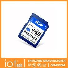 8GB Quality Digital Flash SD Card