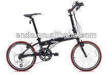 "2015 - Best seller 20"" folding alloy bike--EA063"