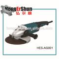 Corona tipo 230 mm eje flexible para el taladro por sí ( HES-AG001 ), 230 mm venta caliente de la corona tipo