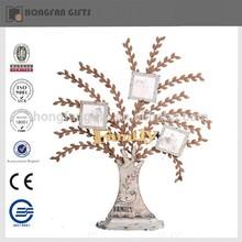 tree shape decoration iron art