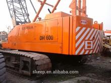 cheap used crawler crane , DH600 , 60ton crane crawler