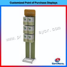 2015 Custom supermarket top antique metal plant stand