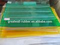 Pvc transparente cortina de plástico, pvc cortina de porta