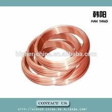 air conditioner copper pipe copper 7.94*0.45mm , coil size copper tube 5/16 inch for sale
