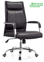 New Middle back Leather Office Computer Chair-B7027#