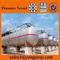 Heißer verkauf lpg-tanker fabrik lpg speicher 50 cbm druckbehälter