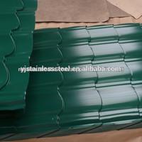 Stock 1060 corrugated aluminum sheet metal prices in aluminum sheets