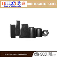 conductivity refractory magnesium carbon brick for eaf for ladles for steel ladle