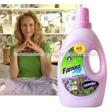 2L Lavender Liquid detergent Liquid cleaning supplier for optional detergent brands