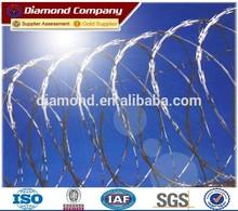 USA BTO-22 concertina razor wire /manufacturer of razor barbed wire