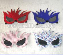 Carnival festival crazy party funny safety eye glasses frame PG-0032