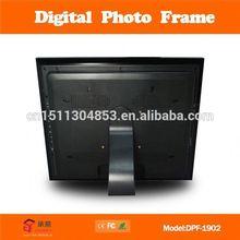 19 inch china granite digital photo frame