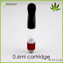 NO Button No Leaking bud clear atomizer with the lowest price
