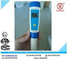 PH20 Portable Digital LCD pH/mV Meter & Electrodes pH Tester