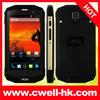 4050mah battery 1gb ram IP67 Standard waterproof AGM mobile phone made in China