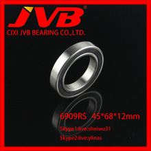 6909RS home appliance Deep Groove Ball Bearing 6909RS 45*68*12mm