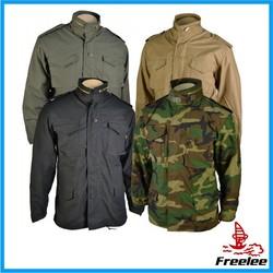 Alpha army m65 field jacket parka,military man jacket