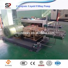 Piston Liquid Oxygen/Nitrogen/Argon/CO2/LNG Pumps for Industrial Gas